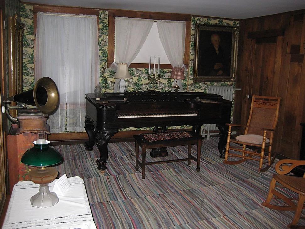 Home Tour - Music Room